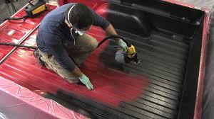 MotoCoat Truck Bed Liner Sprayer