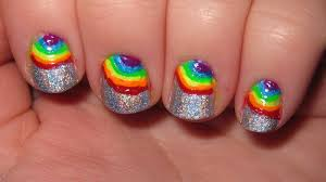 easy nail designs for short nails for kids