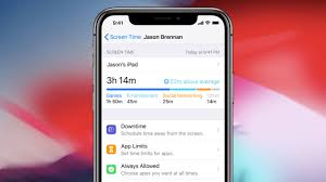 Iphone Disable Times Chart How To Turn Off Screen Time On The Iphone Or Ipad