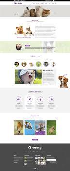 Pet Shop Premium Pet Care Psd Template By Ignitionthemes