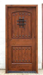 Rustic double front door 48 Inch Speakeasy Front Door Rustic Exterior Door With Groove Panels And Speakeasy Speakeasy Double Entry Door Wanhapehtooricom Speakeasy Front Door Rustic Exterior Door With Groove Panels And