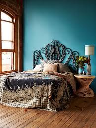 Turquoise Bedroom Queen Peacock Bed Head Blackthe Block Shop Channel 9 Bedroom