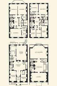 townhouse floor plans. Shining Design 8 Townhouse Home Plans 17 Best Images About Floor On Pinterest N