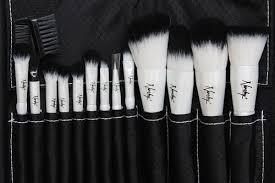 beauty nanshy luxury makeup brushes