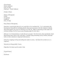 Cover Letters Read Now Mesmerizing 48 Best Examples Of Writing A Good Cover Letter Templates Best