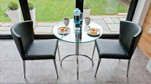 small dining table set for 2 incredible modern glass kitchen dining set for 2 black white