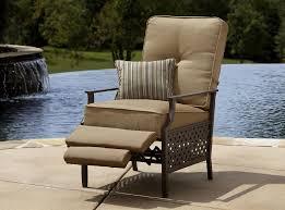 Patio Recliner Chairs La Z Boy Outdoor Kennedy Recliner