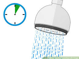 image titled clean the showerhead with vinegar step 17