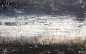 saatchi art artist roger könig painting 1153 abstract blue white brown