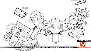 David Frayer Key Auto Group 92 650 Square Foot Proposed Super Mansion In Edmond Ok Homes Of