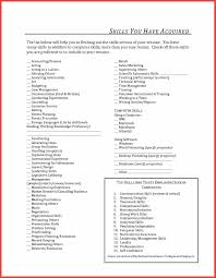 resume example for skills section skills section on resume utah staffing companies