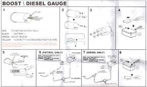 saas boost gauge wiring diagram wiring diagram and schematic design autometer air fuel ratio gauge wiring diagram digital
