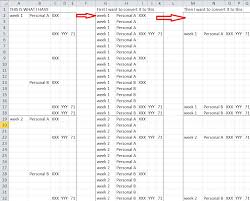 Microsoft Excel Removes Rows Based On Condition And Copy Cells