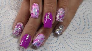 Purple And Teal Nail Designs All You Have To Know About Pink And Purple Nails Designs And Art