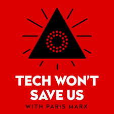 Tech Won't Save Us