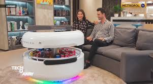 futuristic smart coffee table s for