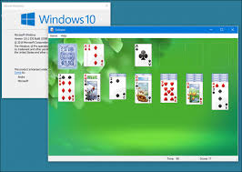 Install Windows 7 Games Hearts Solitaire And More On Windows 10