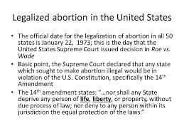 「1973 Supreme Court legalizes abortion」の画像検索結果