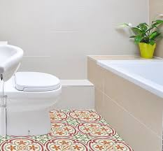 tile floor bathroom. floor-tile-decalsstickers-vinyl-decals-vinyl-floor-self- tile floor bathroom