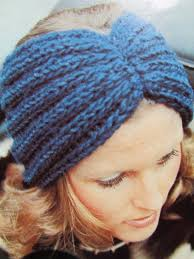 Knit Ear Warmer Pattern Best Headband Knit Pattern Ear Warmer Crochet And Knit
