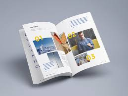 Magazine Template Psd 24 Magazine Mockup Templates Free Psd Download Psd