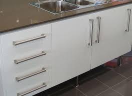 kitchen door handles long