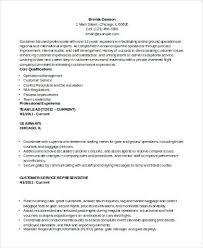 Resume Objective Customer Service Hospitality Resume Objective Examples Customer Service Sample 100 In 40