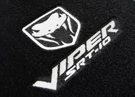 black dodge ram logo. dodge viper ram 1500 truck srt10 floor mats 20042006 silver black logo