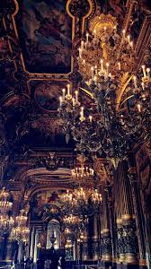 the grand foyer one of the largest rooms in the palais garnier was inspired