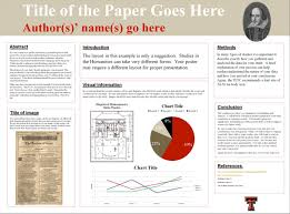 academic conference presentation template a minute guide how to  academic conference presentation template presenting conference papers and posters in the humanities tlpdc