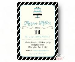 Invitations For Teenage Girl Birthday Party Laganaderia Online