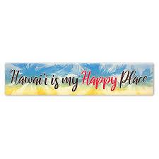 wall art canvas print 15x3 hawaii is