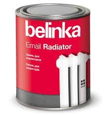 <b>Belinka Email Radiator</b>. <b>Белинка Эмаль Радиатор эмаль</b> для ...