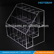Pen Display Stands Inspiration 32 Layers Acrylic Pen Display Stand Pencil Display Box Buy Clear