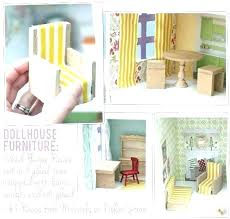 diy doll furniture. Dollhouse Furniture How To Make Bedroom Small Set Making Doll House Modern  Dolls Renovation Miniature Furni Diy