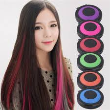 Yanqina 6 Colors Temporary Hair Dye