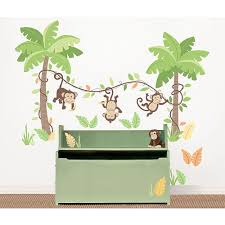 monkey wall art residence style is a practice that dated thing to old times ancient structures that are still readily available today in lots of museums  on koala baby silhouette tree wall art kit with monkey wall art scs ite