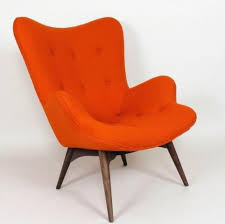 burnt orange furniture.  furniture burnt orange accent chair recliner intended furniture