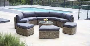 luxury rattan garden sofas from