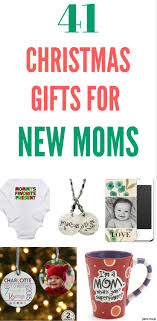 Christmas Gifts for New Moms - Love this collection of delightful Christmas  gift ideas for new