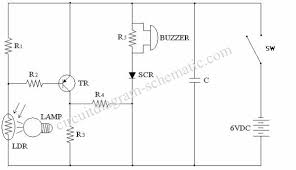 security system anti theft alarm gif security alarm circuit diagram the wiring diagram home security system circuit diagram using ldr