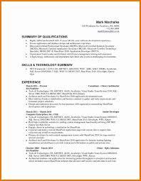 Certified Developer Resume 9 10 Sharepoint Architect Resumes Juliasrestaurantnj Com
