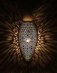 exquisite lighting. Image Is Loading Exquisite-Silver-Moroccan-Style-Wall-Light-With-Floral- Exquisite Lighting