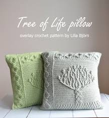 Crochet Pillow Pattern Awesome Design