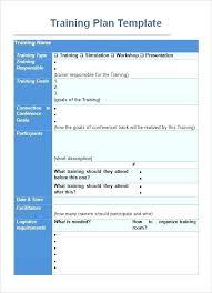 Sample Workout Calendar Classy Program Plan Template Sample Training Management Writing A