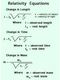 Time Vs Speed Of Light Beyond The Speed Of Light Tachyons Astrogirl