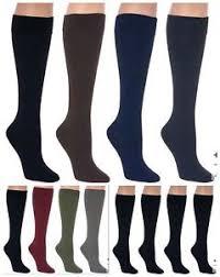 Legacy Graduated Compression Socks Size Chart Details About Legacy Graduated Compression Trouser Socks A269482 Standard Or Wide Calf