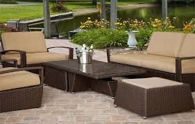 outdoor wicker furniture clearance patio furniture clearance resin
