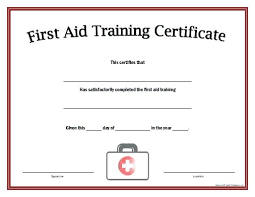 Certificate Of Completion Template Free Printable Images - Template ...