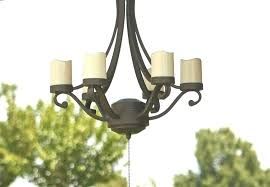 full size of decor solar gazebo chandelier canada paradise with amber flickering led candles lights outdoor